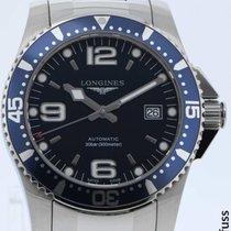 Longines HydroConquest Stahl 41mm Blau Deutschland, Stuttgart