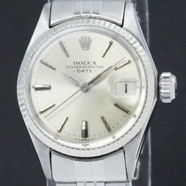 Rolex Oyster Perpetual Lady Date 6517 1961 tweedehands