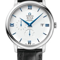 Omega De Ville Prestige new 2020 Automatic Watch with original box and original papers 424.53.40.21.04.001