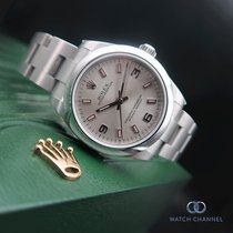 Rolex Oyster Perpetual 31 Steel 31mm White No numerals South Africa, Johannesburg