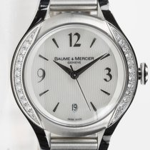 Baume & Mercier Ilea new 2010 Quartz Watch with original box and original papers M0A08771