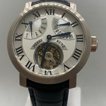 Pierre Kunz White gold 41mm Automatic PKA 701 TJDR pre-owned