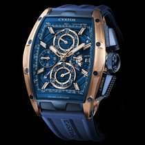 Cvstos Challenge New Rose gold 45mm Automatic