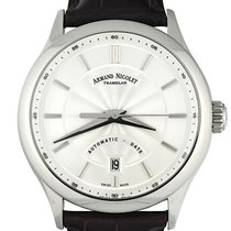 Armand Nicolet Steel 42mm Automatic A840BAA-AG-P840MR2 new United States of America, Georgia, Atlanta