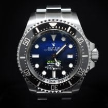 Rolex Sea-Dweller Deepsea Steel 44mm Blue No numerals United States of America, Florida, Aventura