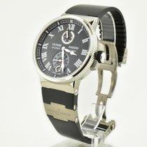 Ulysse Nardin Marine Chronometer Manufacture 1183-126-3/42 подержанные
