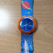 Swatch Plástico 40mm Quartzo Pwr 106 usado