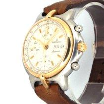 베르톨 루치 풀크라 Bertolucci Pulchra 674 18K gold Bezel 40mm Chronograph autom 중고시계