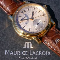 Maurice Lacroix Yellow gold 38mm Manual winding 50730 pre-owned