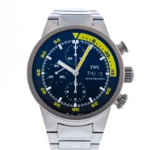 IWC IW3719-03 Titanio Aquatimer Chronograph 42mm usados