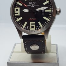 Ball Engineer Master II Aviator Acero Negro