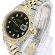 Rolex 16233 Gold/Steel 1990 Datejust 36mm pre-owned