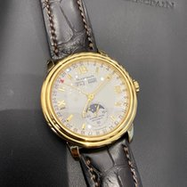 Blancpain Léman Moonphase 2763-1418A-53 pre-owned