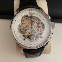 Alexander Shorokhoff Acier 43,5mm Remontage manuel Chrono-Regulator occasion