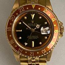 Rolex GMT-Master Yellow gold 40mm Black No numerals United States of America, Florida, Jupiter