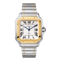Cartier Santos (submodel) W2SA0009 2020 new