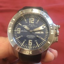 Ball Engineer Hydrocarbon Spacemaster Stahl 42mm Blau