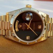 Rolex Day-Date 36 Gelbgold 36mm Schwarz Deutschland, Bergisch Gladbach