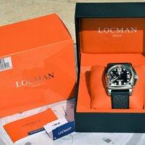 Locman 60.5mm Механические подержанные