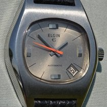 Elgin Steel Automatic 44.5mm pre-owned