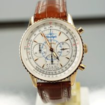 Breitling Rose gold Automatic 40,7mm pre-owned Old Navitimer