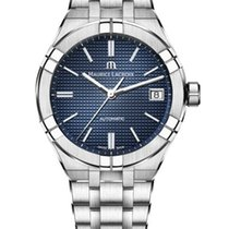 Maurice Lacroix Stål 39mm Automatisk AI6007-SS002-430-1 ny