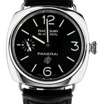 Panerai Radiomir Black Seal Steel 45mm Black United States of America, Illinois, BUFFALO GROVE