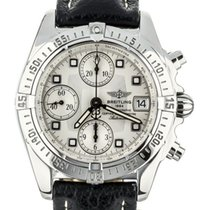 Breitling Chrono Cockpit Steel 39mm Silver United States of America, Illinois, BUFFALO GROVE