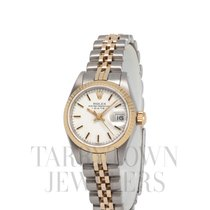 Rolex Oyster Perpetual Lady Date Steel 26mm White United States of America, New York, Hartsdale