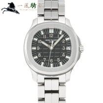 Patek Philippe Aquanaut Steel 38mm Black