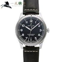 Breitling Navitimer 8 Acero 41mm Negro