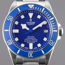 Tudor Pelagos Titanio 42mm Azul Sin cifras