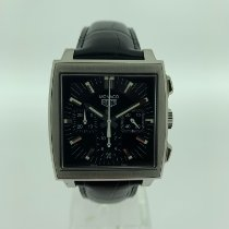 TAG Heuer Steel 38mm Automatic CS 2110 pre-owned