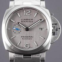 沛納海 Luminor Marina 1950 3 Days Automatic 新的 2020 自動發條 附正版包裝盒和原版文件的手錶 PAM 00977