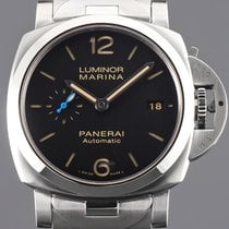 Panerai Luminor Marina 1950 3 Days Automatic Acero 42mm Negro Arábigos