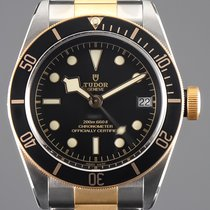 Tudor Black Bay S&G new 2020 Automatic Watch with original box and original papers M79733N-0008