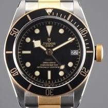 Tudor Black Bay S&G Acero 41mm Negro Sin cifras