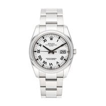 Rolex Oyster Perpetual Date 115200 pre-owned