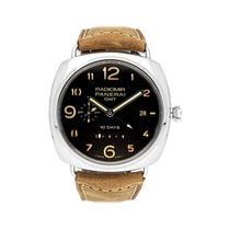 Panerai Steel 47mm Automatic PAM 472 pre-owned