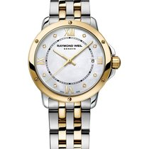 Raymond Weil Tango Steel 28mm Mother of pearl