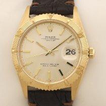 Rolex 1625 Gelbgold 1968 Datejust Turn-O-Graph 36mm gebraucht Deutschland, MÜNCHEN