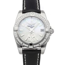 Breitling Galactic 36 Steel 36mm Mother of pearl No numerals United States of America, New Jersey, Princeton