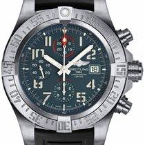 Breitling Avenger Bandit Titanium 45mm Grey Arabic numerals United States of America, New Jersey, Princeton