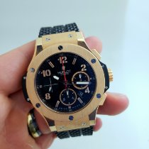 Hublot Rose gold 44mm Automatic 301.PX.130.RX pre-owned