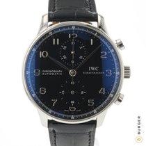 IWC Portugieser Chronograph IW3714-38 2010 gebraucht