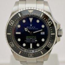 Rolex Sea-Dweller Deepsea Acciaio 44mm Blu Senza numeri Italia, Casale Monferrato
