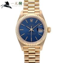 Rolex 69178 Yellow gold 1992 Lady-Datejust 26mm pre-owned
