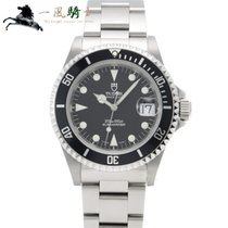 Tudor 79190 Steel 1998 Submariner 40mm pre-owned