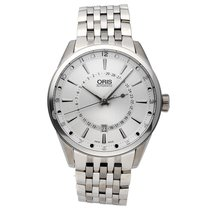 Oris Artix Pointer Steel 42mm Silver No numerals United States of America, Pennsylvania, Bala Cynwyd
