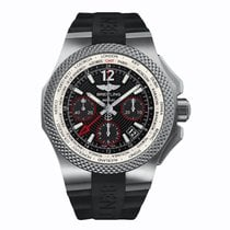 Breitling Bentley GMT Titanium 45mm Black No numerals United States of America, New Jersey, Princeton